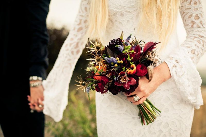 Bohemian Wedding - Pixies Petals - True Bliss Photography (31)