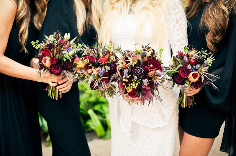 Bohemian Wedding - Pixies Petals - True Bliss Photography (9)